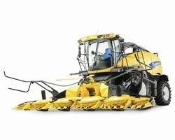 SP FORAGE HARVESTERS AND HEADS