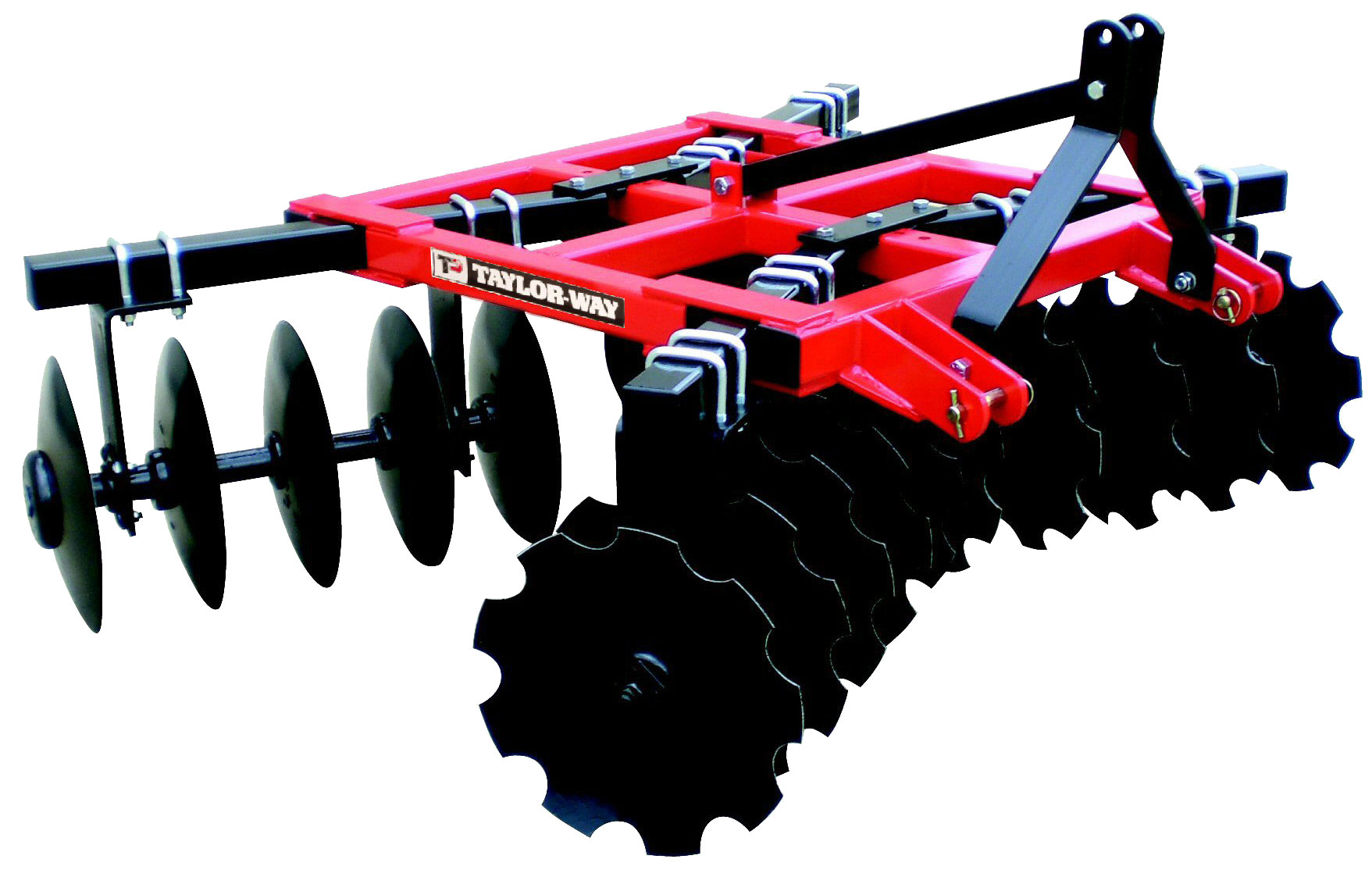 series 233 box frame disc harrow
