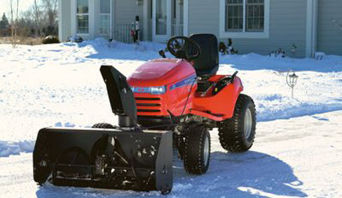 Simplicity Legacy XL Yard & Garden Tractor » Flint New Holland Inc