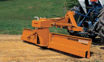 Woods Landscape Equipment » Flint New Holland Inc , Michigan