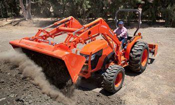 Kubota Tractors » Flint New Holland Inc , Michigan
