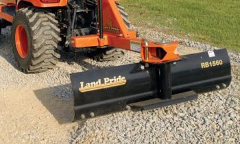 Land Pride Snow Removal » Flint New Holland Inc , Michigan